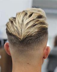 Short Hairstyles for Men Back