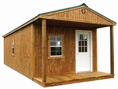 Cabin Portable Lake X40 Buildings Shed Sheds