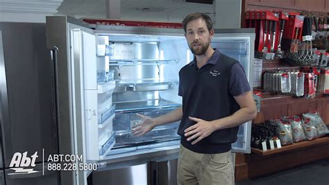replace  water filter   samsung convertible french door refrigerator