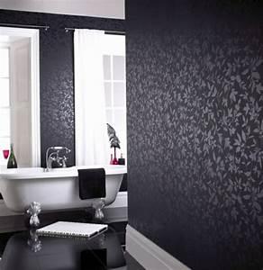 Tapeten Badezimmer Beispiele : 90 neue tapeten farben ideen teil 2 ~ Markanthonyermac.com Haus und Dekorationen