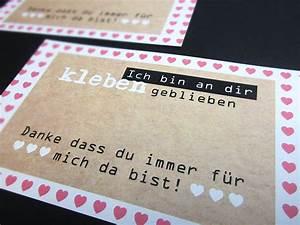 Kleines Geschenk Für Freund : zwei ideen f r dein valentinstagsgeschenk gifts of love ~ Watch28wear.com Haus und Dekorationen
