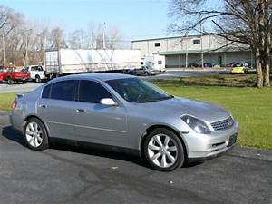2004 G35 Infiniti Sedan Manual Transmission For Sale