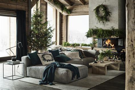 schöner wohnen weihnachtsdeko ideen weihnachten im chalet stil festliche deko mit alpen charme sch 214 ner wohnen