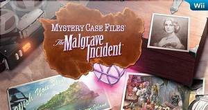 Anu00e1lisis Mystery Case Files El Incidente Malgrave Wii