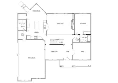 Fischer Homes Floor Plans by Fischer Homes 1st Floor Floor Plan 2012 Bia Parade Of