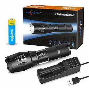 Led Taschenlampe Mit Kfz Ladegerät : wiederaufladbare led taschenlampe taktische taschenlampe ~ Kayakingforconservation.com Haus und Dekorationen