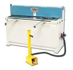 baileigh industrial sheet metal air shear sh 5216a magnum tools