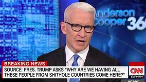 CNN employees pile on, accuse Trump of racism in response ...