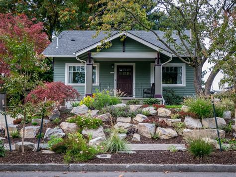 traditional front yard landscaping front yard landscape craftsman with rock traditional porch swings byrneseyeview com