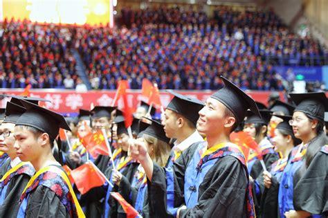 北航2019届本科生毕业典礼暨学位授予仪式举行 3758名本科生获授学士学位-新闻网
