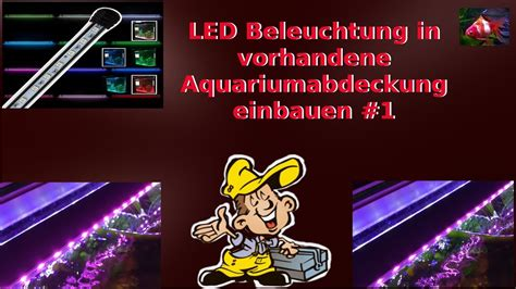 aquarium led beleuchtung selber bauen aquarium beleuchtung selber bauen led aquarium lighting self build led