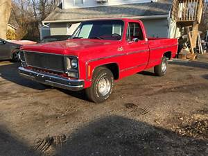 1979 Gmc Sierra Classic 1500 Series Pick Up Wide Bed