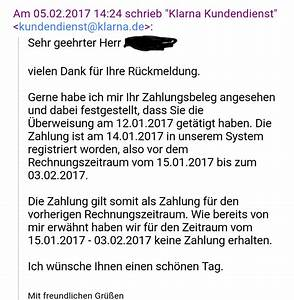 Was Ist Klarna Rechnung : klarna verweigert zahlungseingang recht online rechnung ~ Orissabook.com Haus und Dekorationen