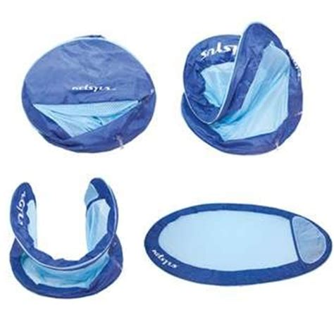 floating water hammock kelsyus floating hammock pool lounger water lilo 3781