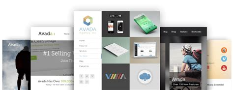 Avada Theme How To Custom Templates From 4 To 5 by Best Paid Themes Top 10 Most Popular For 2016
