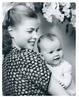Ingrid Bergman and daughter, Pia Lindström, 1938   Ingrid ...