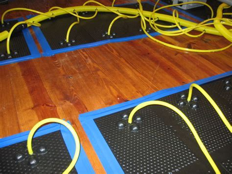 MA Restoration Inc. » Floor Drying Mats