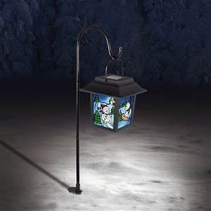 Lanterne De Noel : lanterne solaire bonhomme de neige d coration solaire no l objetsolaire ~ Teatrodelosmanantiales.com Idées de Décoration