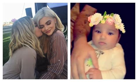 Dream Kardashian laughs in photo with Khloe & Kylie Jenner ...