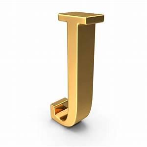 gold capital letter j png images psds for download With gold letter j