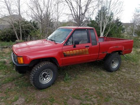 old cars and repair manuals free 1985 toyota mr2 electronic valve timing 1985 toyota pickup truck hylux solid axle sr5 efi manual 4x4 extra cab 22re for sale photos