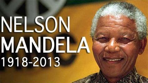 happy birthday nelson mandela  south african