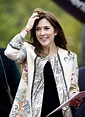 Crown Princess Mary visits to Arena School in Greve ...