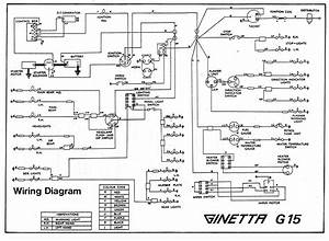 Lucas Regulator Wiring Diagram