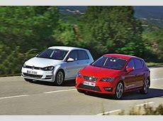 Vergleich Seat Leon gegen VW Golf autobildde