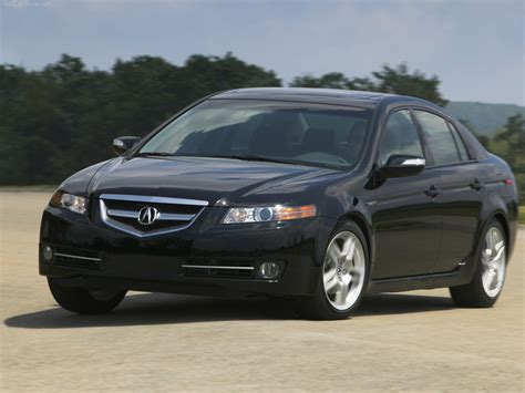 world automotive collection 2007 acura tl