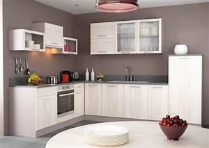 Cuisine En Bois Pas Cher : meuble de cuisine en bois pas cher wasuk ~ Premium-room.com Idées de Décoration