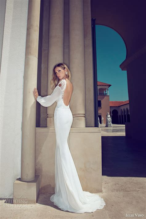 julie vino  wedding dresses wedding inspirasi page