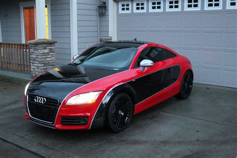 Custom Tt Paint Job  Audi Forum  Audi Forums For The A4