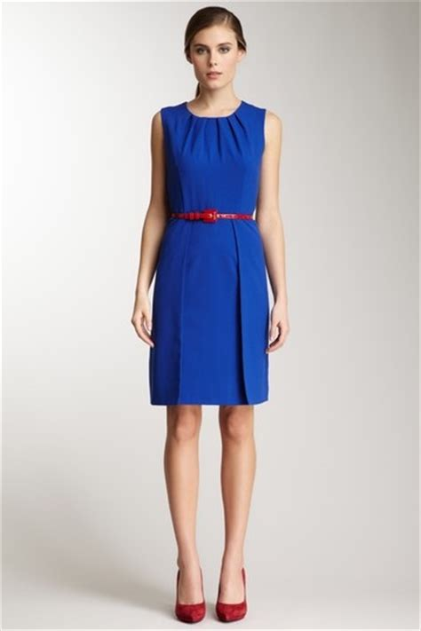 1000+ images about Belt u0026 shoes to go with blue dress on Pinterest | Red belt Belted dress and ...