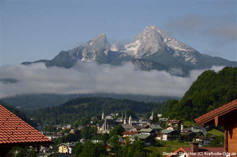 der watzmann bei berchtesgaden kraftvolle orte