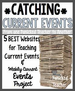 5 Websites for Incorporating Current Events in the ...