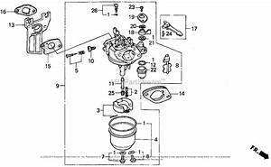 30 Honda Gx140 Parts Diagram