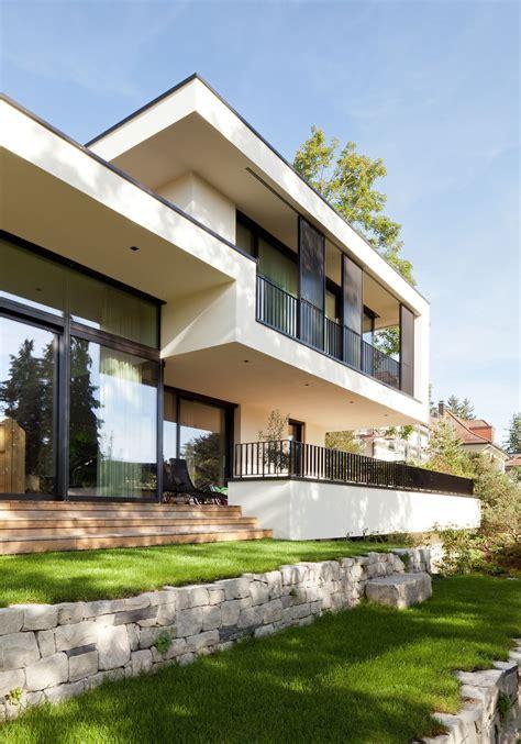 Moderne Haus Zuerich by Arndt Geiger Herrmann Haus In Z 252 Rich Architektur In 2019