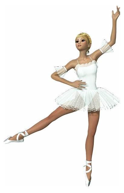 3d Clipart Ballerina Yopriceville Transparent