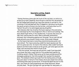 Descriptive Essay Place Poetry Anthology Assignment Descriptive  Descriptive Writing Place Sample Personal Statement Pay Online Writing A  Descriptive Essay
