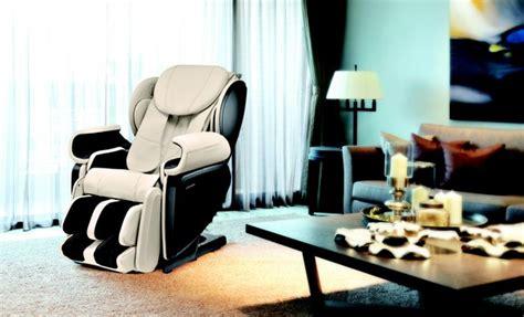 Poltrona Massaggio 4d Real, Il Benessere In Casa