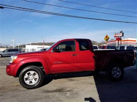 2005 Toyota Tacoma For Sale by Used 2005 Toyota Tacoma For Sale Carsforsale 174