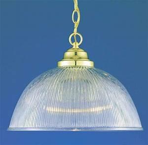 Volume lighting v polished brass roth light down