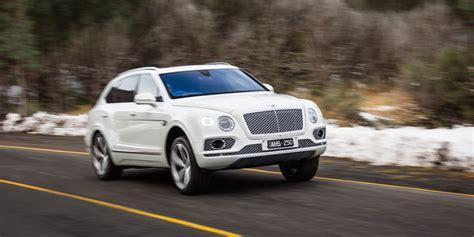 Review Bentley Bentayga by 2016 Bentley Bentayga Review Caradvice