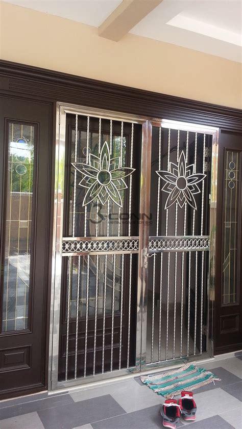 stainless steel door grilledoor grilledoor grills