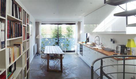 personnaliser sa chambre maison contemporaine très étroite à suresnes ajile