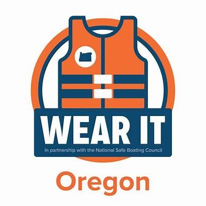 Oregon Kit Info Wear Boating Marine Board