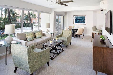 2 Bedroom Suites Honolulu luxury 2 bedroom view with kitchen