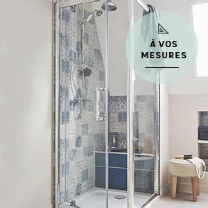 douche salle de bains leroy merlin With porte de douche coulissante avec tapis de sol salle de bain antidérapant