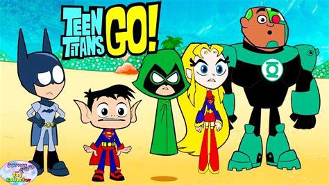 teen titans  color swap transforms raven superman